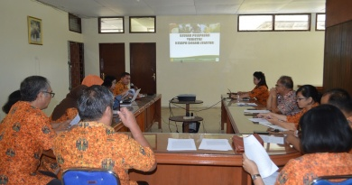 Proposed Seminar on the Release of Superior Varieties of Palma Plant